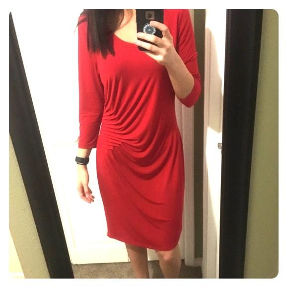 e07ff1ea990f Calvin Klein Dresses   Skirts - Quarter Sleeved Calvin Klein Formal  Business Dress